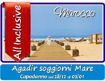 Agadir Soggiorno Mare Capodanno 2014
